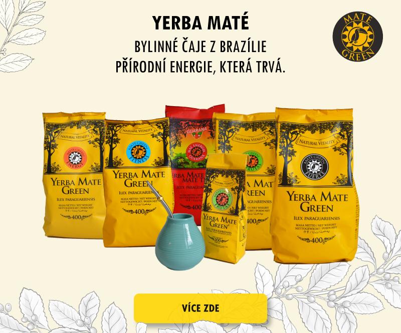 Yerba Maté green