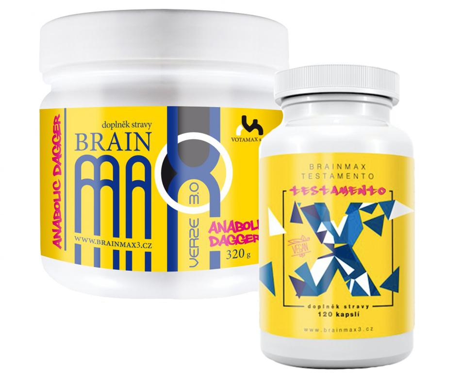 Balíček pro zlepšení výkonu, zdraví a optimalizaci testosteronu