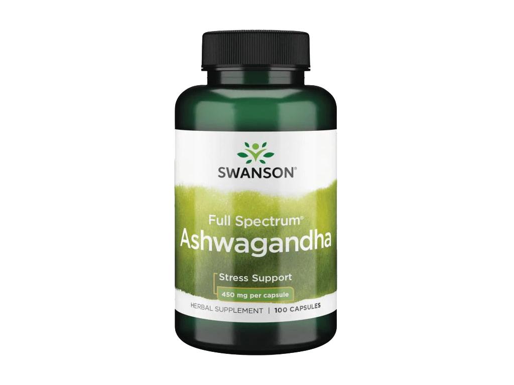 swansn ashwagandha