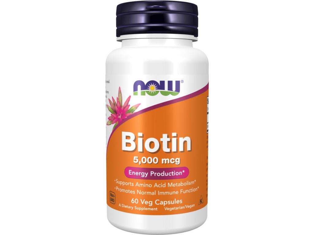 Now biotin 60kaps