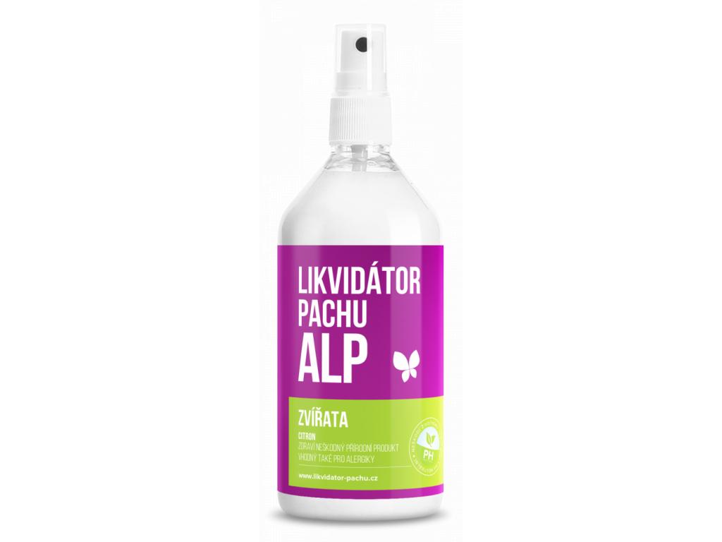 Likvidátor pachu ALP Zvířata Citron 215