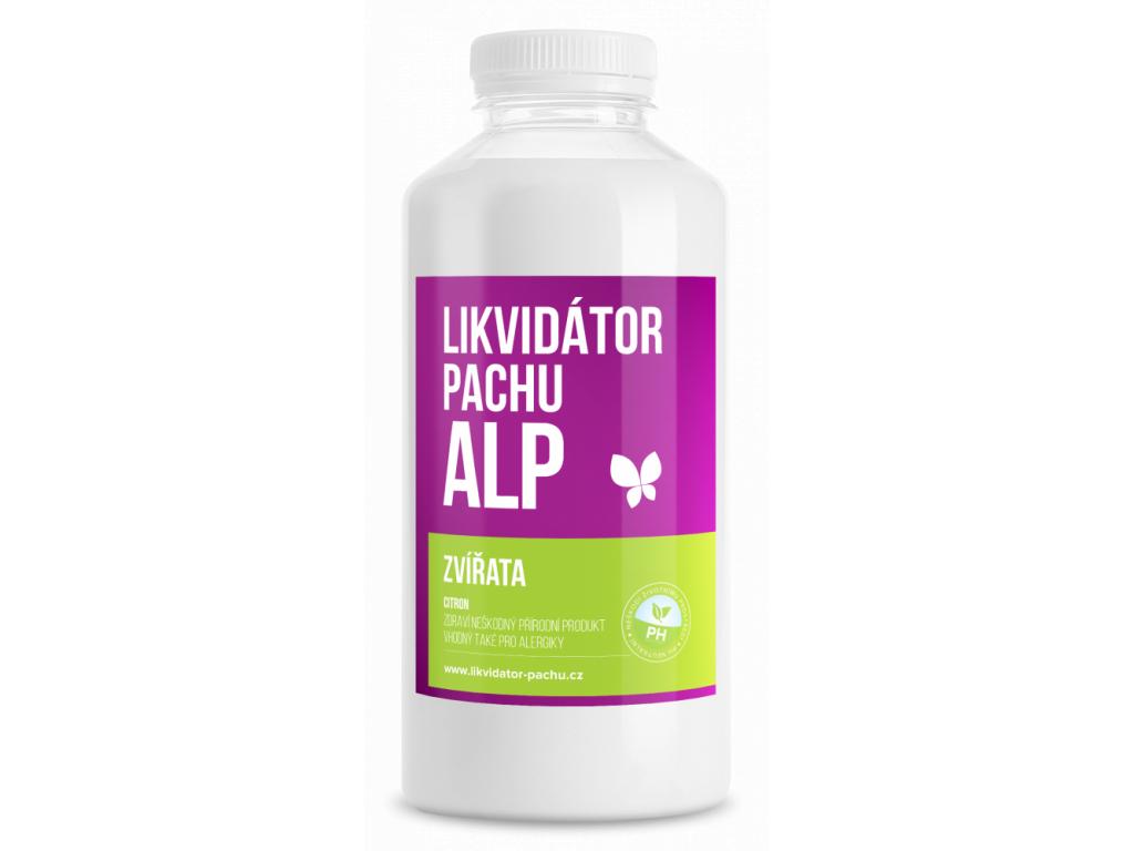 Likvidátor pachu ALP Zvířata Citron 1000ML