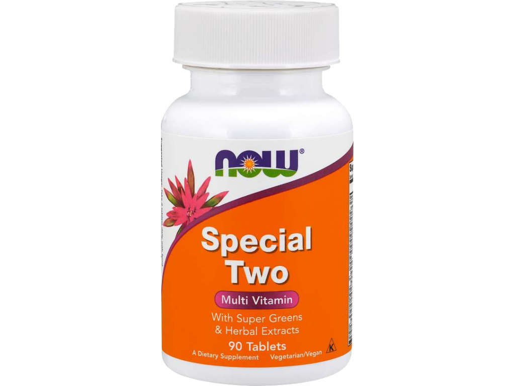 NOW FOODS Special Two, Multivitamin, 90 tablet