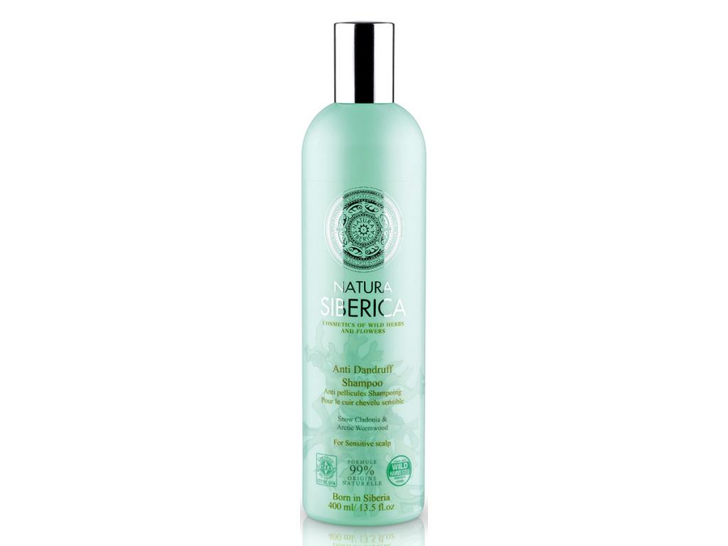 Natura Siberica pro citlivou pokožku hlavy Proti lupům Anti Dandruff Shampoo 400 ml