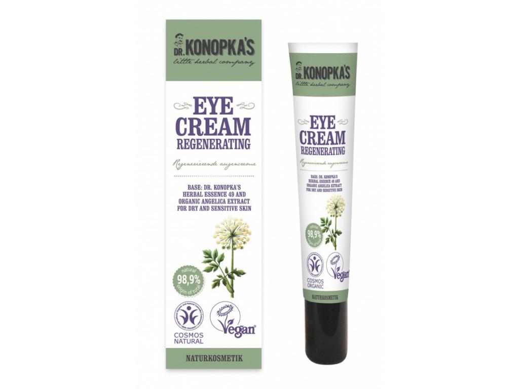 Dr. Konopka'S Regenerační oční krém 20 ml