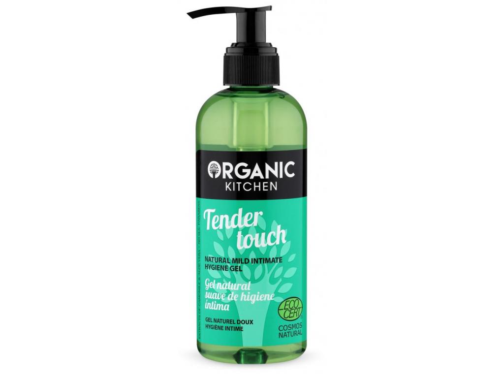 Přírodní jemný hygienický intimní gel, 260 ml