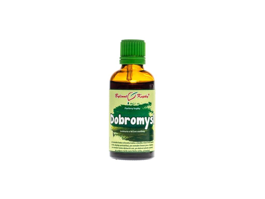 Dobromysl bylinné kapky (tinktura) 50 ml 1