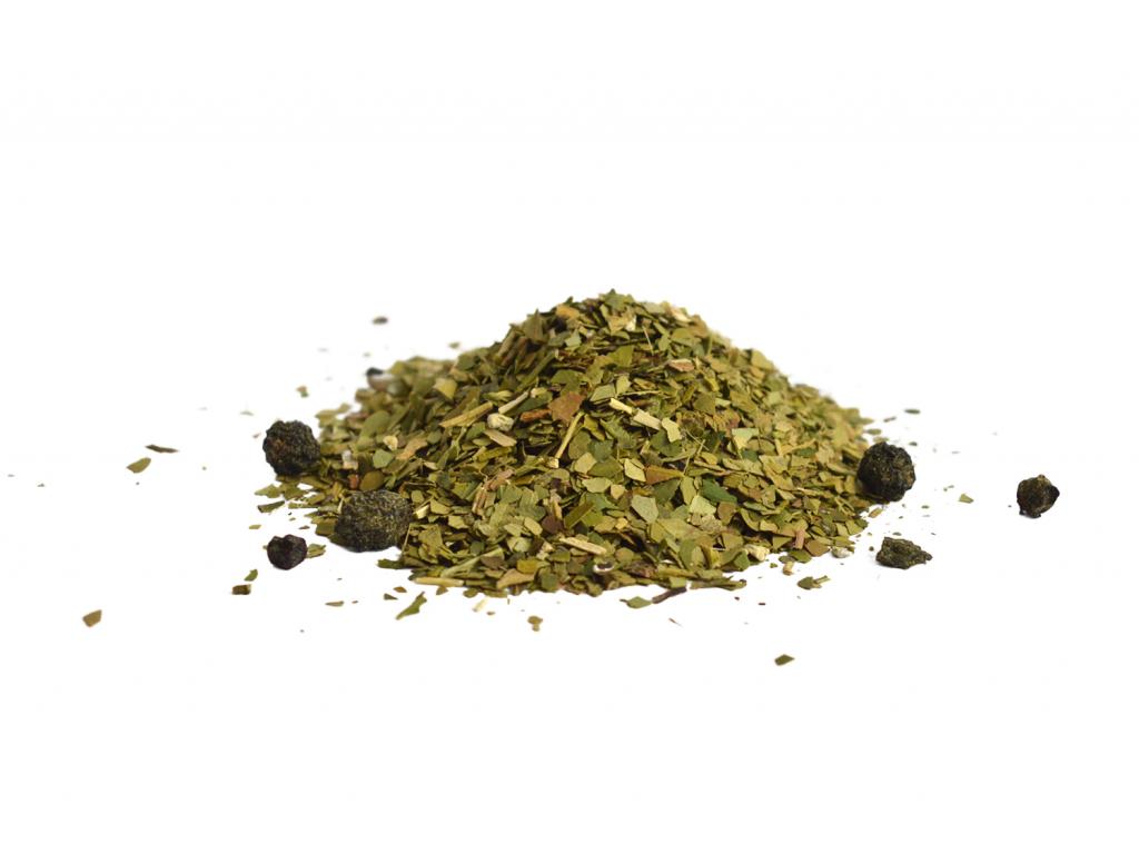 Yerba Maté green Tutti Frutti smes