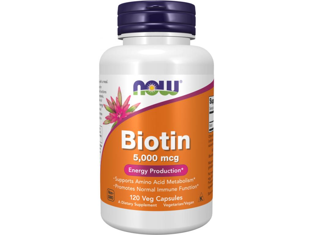 biotin 5000 120 kapsli