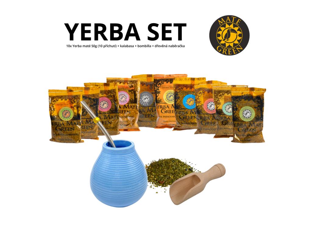 yerba set (bledemodra+pruzinova)