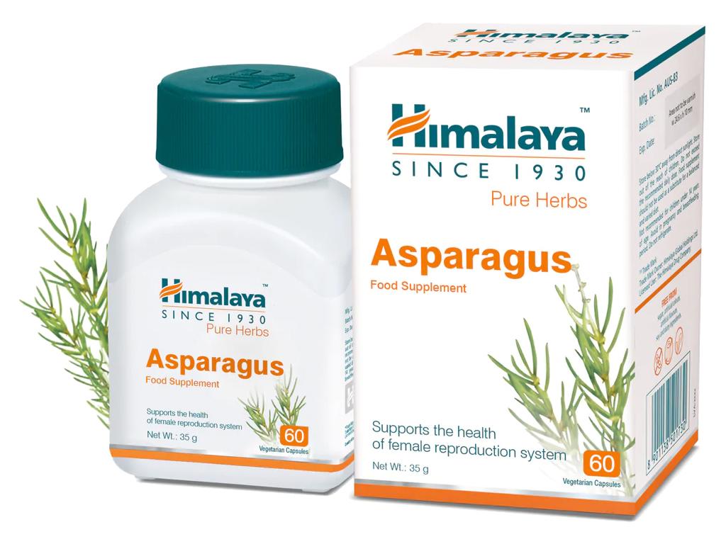 Himalaya Asparagus (Shatavari) 1