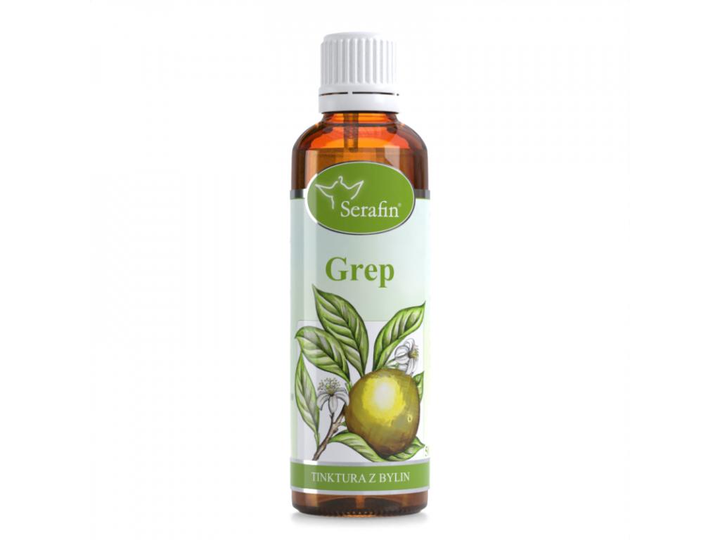 Grep, Serafin tinktura z bylin, 50 ml