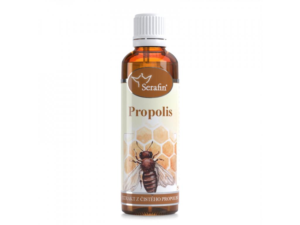 Propolis, Serafin tinktura z bylin, 50 ml