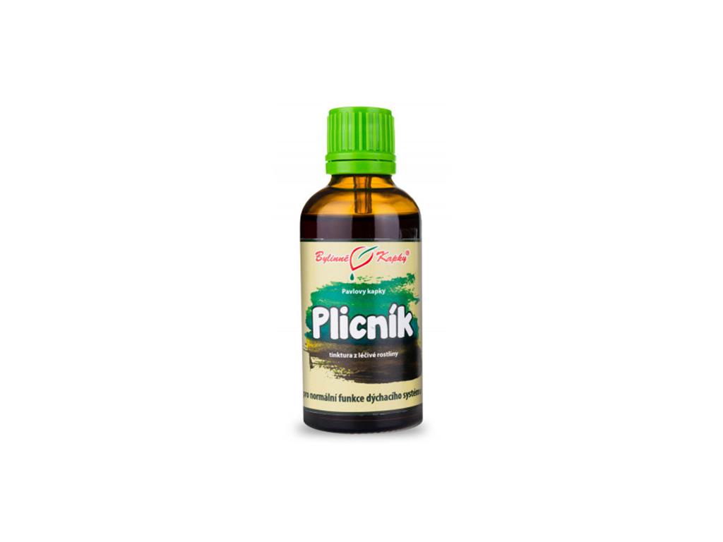 Plicník bylinné kapky (tinktura) 50 ml 1