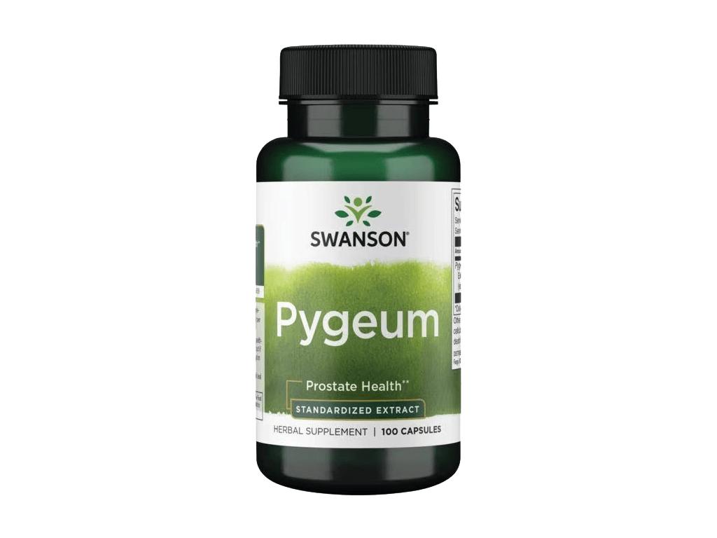Swanson Pygeum (Slivoň Africká) 1000 mg, 100 kapslí