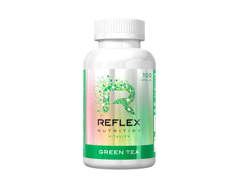Reflex green tea