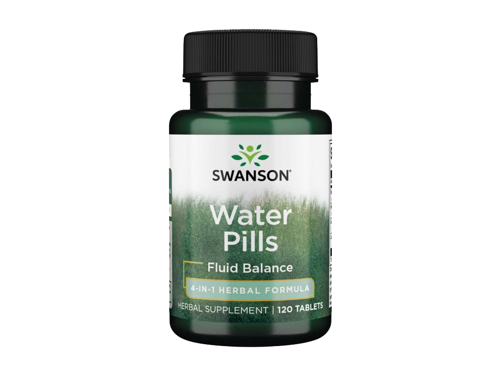 Swanson Water pills 120 tablet