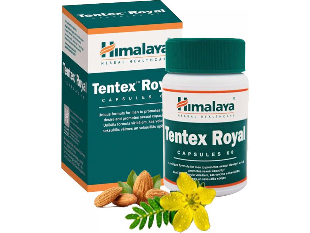 Himalaya Tentex Royal 60 tablet podpora reprodukční soustavy mužů