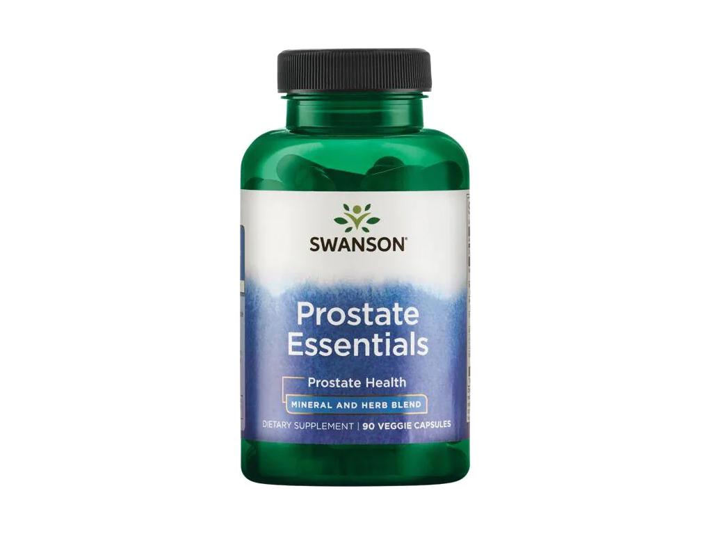 Swanson Prostate Essentials, 90 rostlinných kapslí