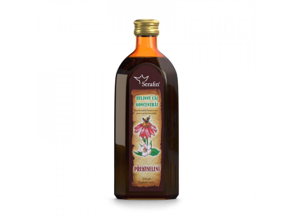 Překyselení, Serafin čajový koncentrát, 250 ml