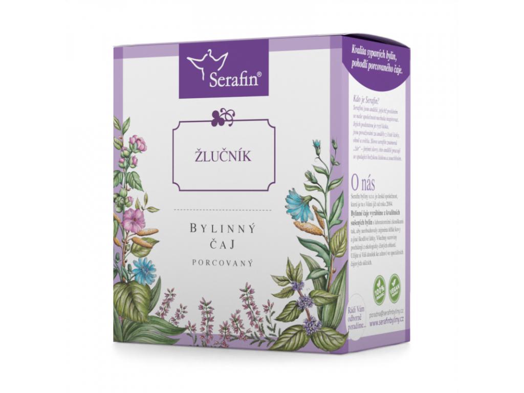 Žlučník, Serafin bylinný čaj porcovaný 15 x 2,5g