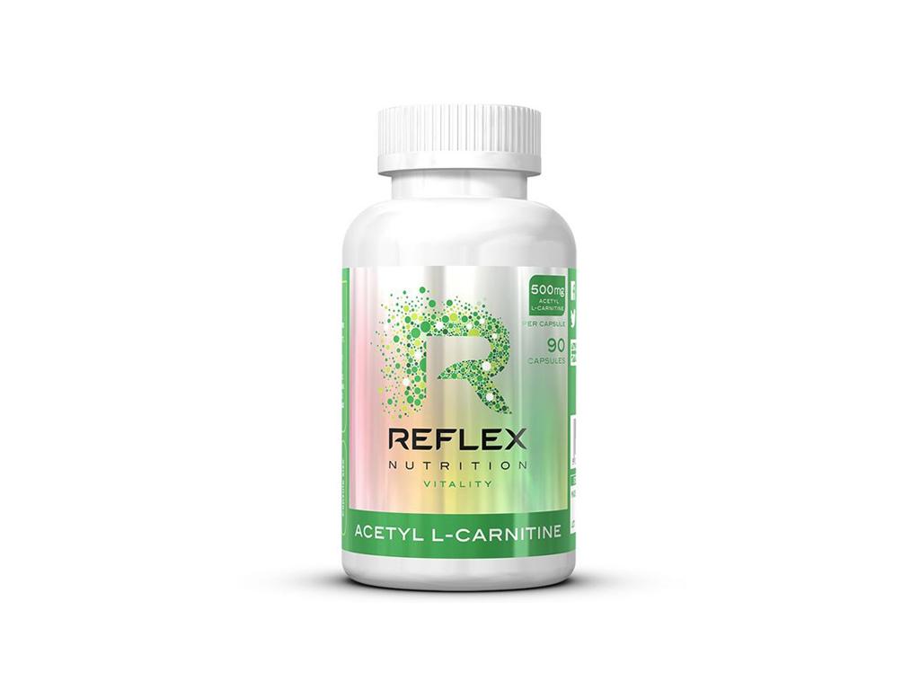 Acetyl L Carnitine 90 kapslí