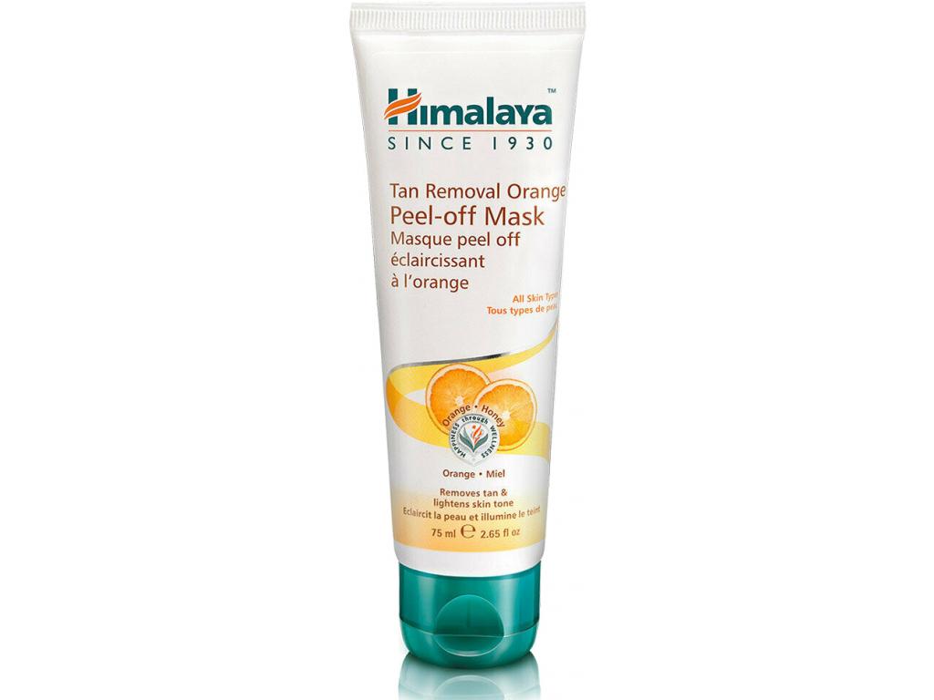 Himalaya Peel off pomerančová maska pro odstranění opálení, 75 ml 3