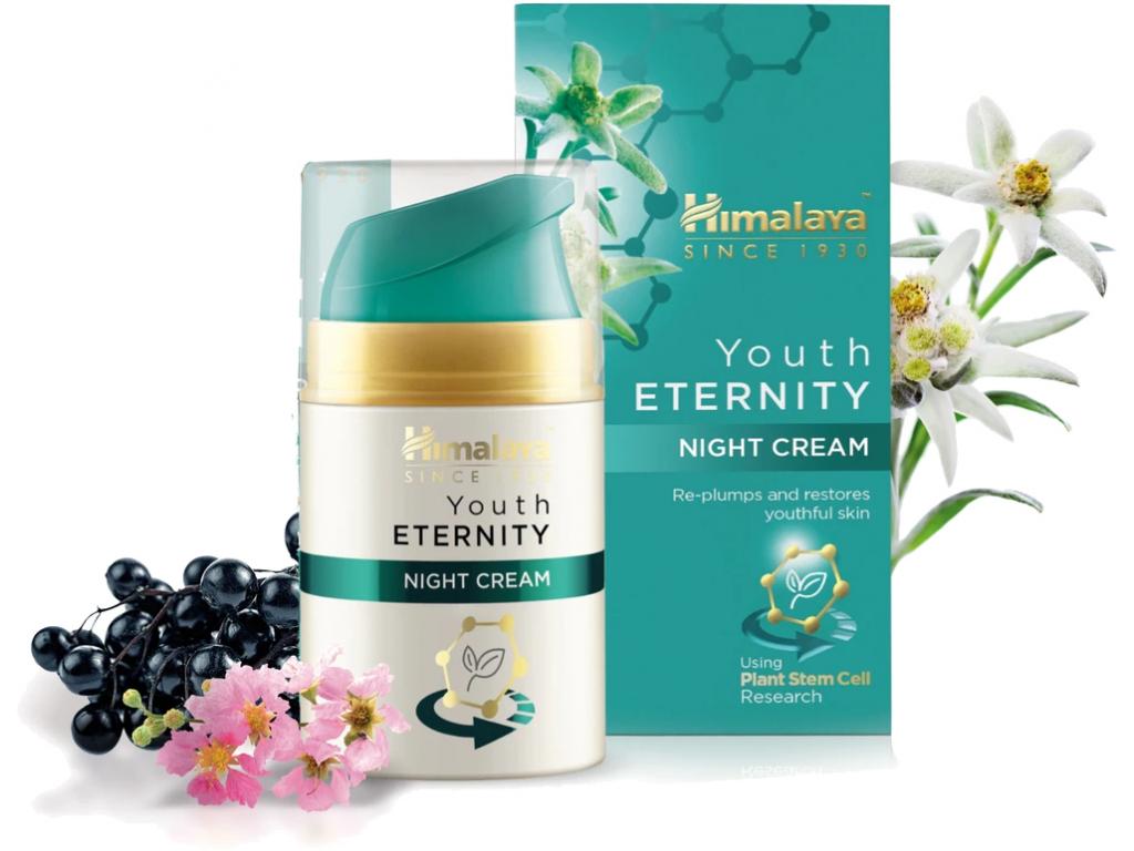 Himalaya Noční krém, Věčnost mládí, 50 g