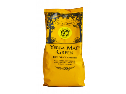 Yerba Maté green Lemon 400g