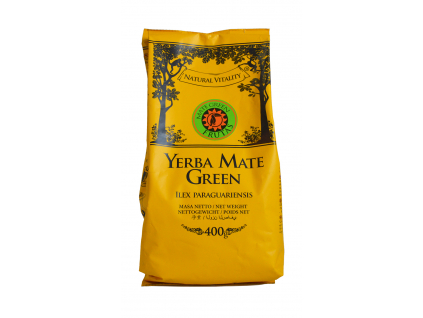 Yerba Maté green Frutas 400g