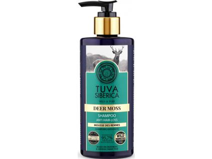 Natura Siberica Tuva Siberica Šampon proti vypadávání vlasů 300 ml