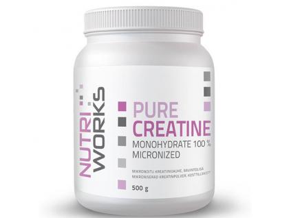 Pure Creatine Monohydrate 500g