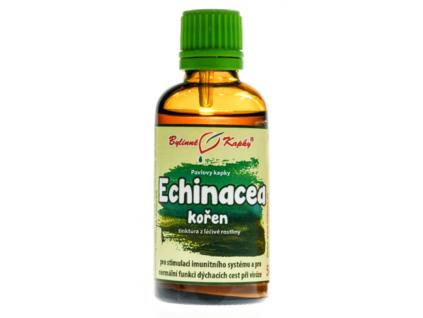 echinacea trapatka koren bylinne kapky tinktura 50 ml 1