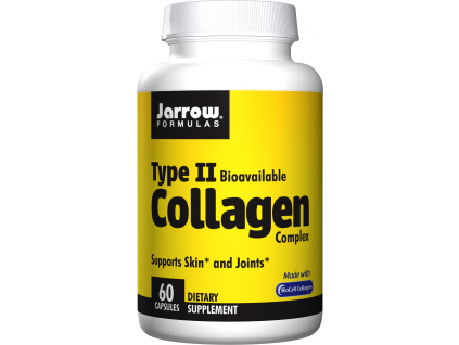 Jarrow Type II Collagen Complex, 60 kapslí