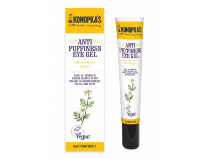 Dr. Konopka'S Oční gel proti otokům, 20 ml