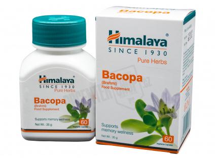 Himalaya Bacopa (Brahmi) 1