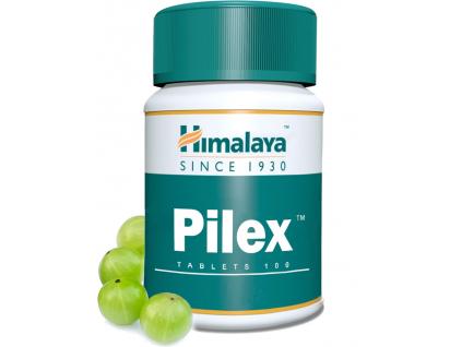 Himalaya Pilex 100 tablet na podporu cévní a trávicí soustavy