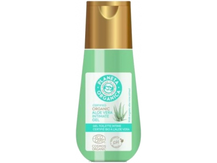 Planeta Organica Organický intimní gel s aloe vera, 150 ml