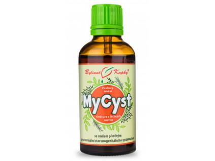 MyCyst bylinné kapky (tinktura) 50 ml 1