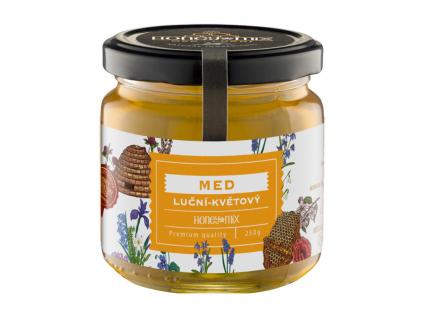 HoneyMix Med, Květový luční 250 g