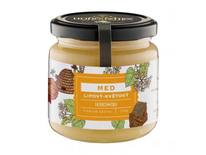 HoneyMix Med, Květový lipový pastový 250 g