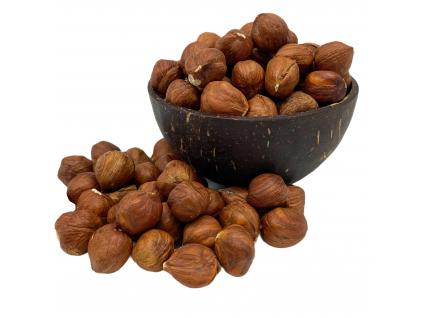 NATIOS Lískové oříšky, Bez skořápky, 1000 g