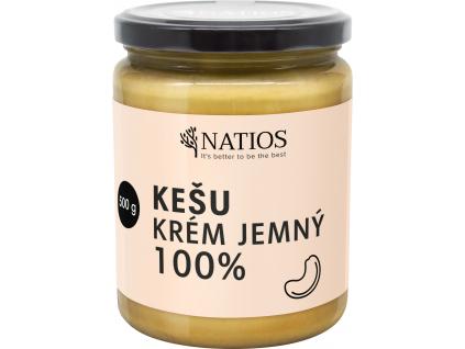 NATIOS Kesu krem, Jemny, 500 g