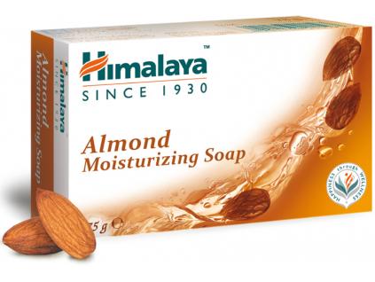 Himalaya Mandlové hydratační mýdlo, 75 g