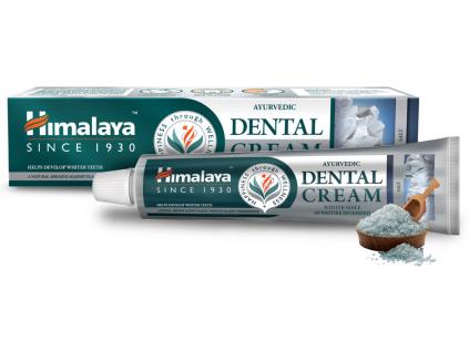 Himalaya Dental Cream Zubní pasta probělejší úsměv, Mořská sůl, 100 g
