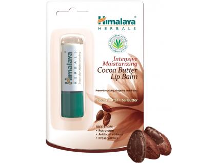 Himalaya Intenzivní hydratační balzám na rty s kakaovým máslem, 4.5 g