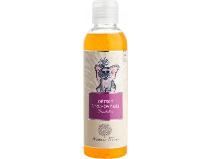 Nobilis Tilia Dětský sprchový gel Vendelín, 200 ml