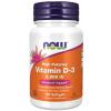 NOW FOODS Vitamin D3, 2000 IU, 120 softgel kapslí