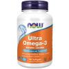 NOW FOODS Ultra Omega 3 Rybí olej 500 EPA + 250 DHA x 90 softgel kapslí