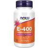 NOW FOODS Vitamin E 400 Natural, 100 Softgel kapslí